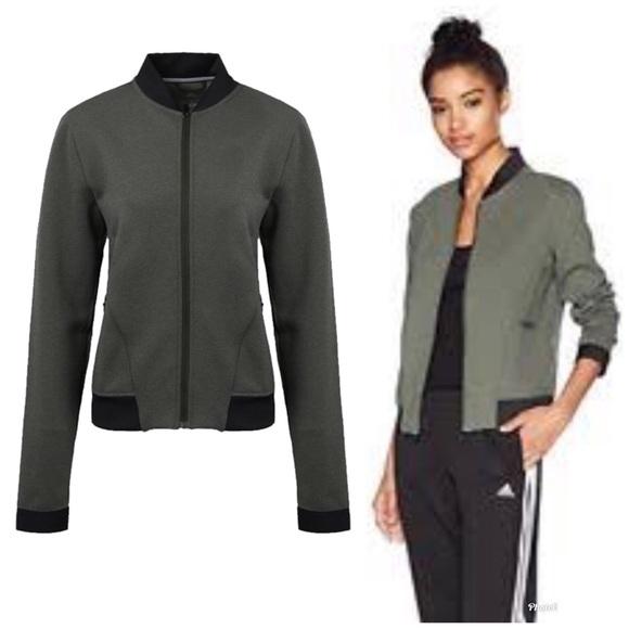 adidas Jackets & Blazers - Adidas Performer Bomber Jacket -G34